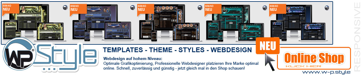W-P.style  Template Shop